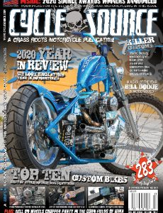 The Cycle Source Magazine – February-March 2021
