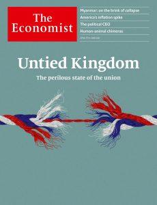 The Economist Continental Europe Edition – April 17, 2021