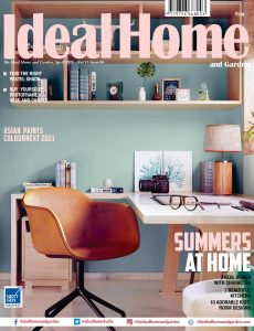 The Ideal Home and Garden – April 2021