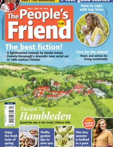 The People's Friend – May 01, 2021