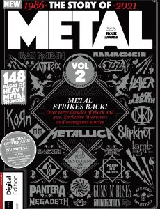 The Story of Metal – Vol 02 Revised, 2021