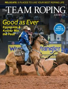 The Team Roping Journal – May 2021