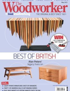 The Woodworker & Woodturner – May 2021