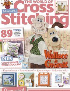 The World of Cross Stitching – June 2021