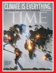 Time USA – April 26, 2021