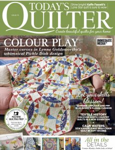 Today's Quilter – April 2021