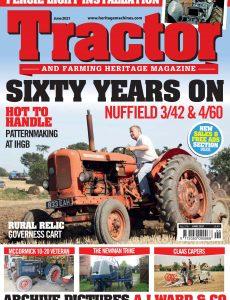 Tractor & Farming Heritage Magazine – Issue 216 – June 2021