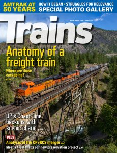 Trains – June 2021