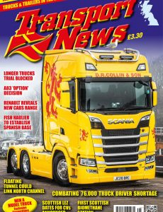 Transport News – May 2021