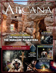 Veritas Arcana English Edition – April 2021