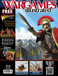 Wargames Illustrated – Issue 401 – May 2021