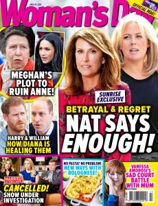 Woman's Day Australia – April 19, 2021