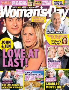 Woman's Day New Zealand – April 15, 2021