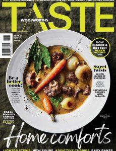 Woolworths Taste – May-June 2021