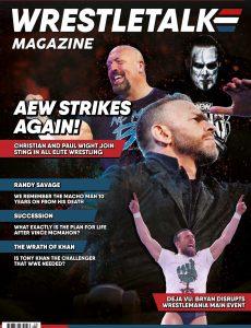 Wrestletalk Magazine – Issue 29 – May 2021
