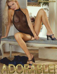 Adorable Fine Women Naked Adult Photomagazine – May 2021