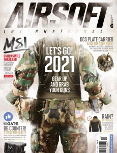 Airsoft International – Volume 17 Issue 1 – May 2021