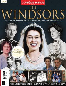 All About History Book Of the Windsors, 5th Edition – 2021