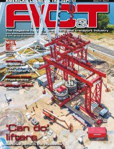 American Cranes & Transport – May 2021