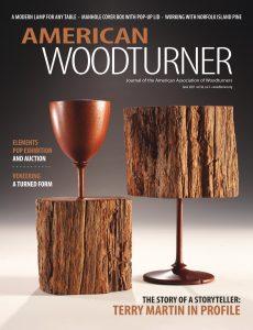 American Woodturner – June 2021