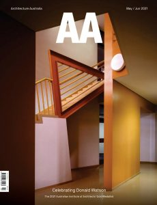 Architecture Australia – May-June 2021