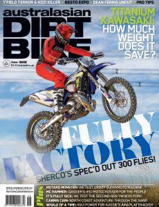Australasian Dirt Bike – June 2021