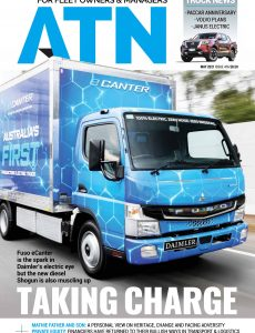 Australasian Transport News (ATN) – May 2021
