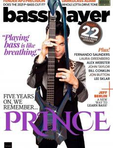 Bass Player – June 2021