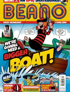 Beano – 22 May 2021