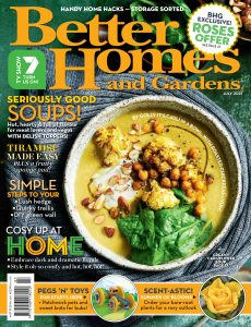 Better Homes and Gardens Australia – July 2021