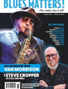 Blues Matters! – June-July 2021