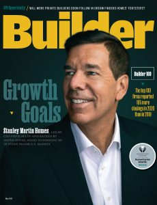 Builder – May 2021
