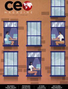 CEO Magazine – Volume 34 – Spring 2021