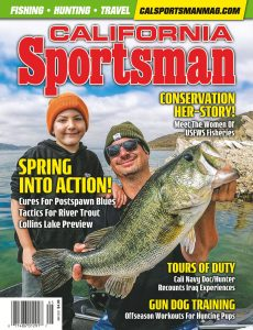 California Sportsman – May 2021
