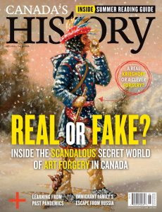 Canada's History – June-July 2021