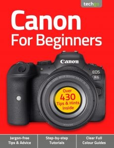 Canon For Beginners – 6th Edition,2021