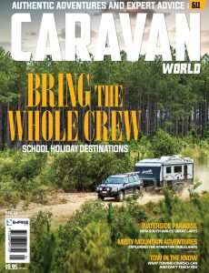Caravan World – May 2021