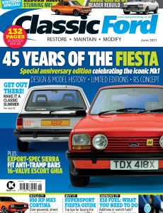 Classic Ford – June 2021