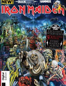 Classic Rock Platinum Series Iron Maiden – Issue 24, 2021