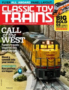 Classic Toy Trains – July 2021