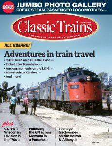 Classic Trains – Summer 2021