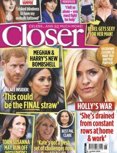 Closer UK – 12 May 2021