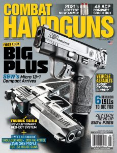 Combat Handguns – July-August 2021