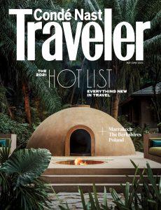 Conde Nast Traveler USA – May-June 2021