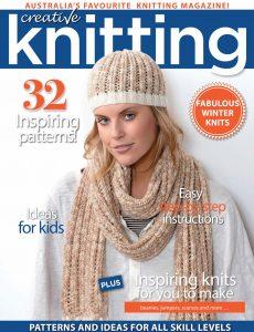 Creative Knitting – June 2021