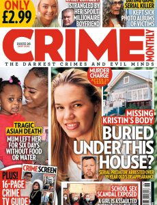 Crime Monthly – May 2021