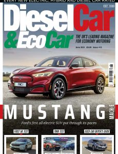 Diesel Car & Eco Car – Issue 413 – June 2021