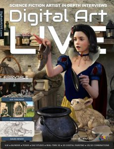 Digital Art Live – Issue 58 2021