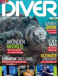 Diver UK – June 2021