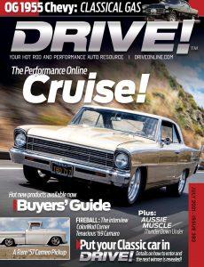 Drive! – July 2021